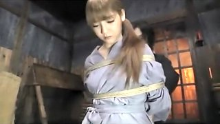 極上女 ハード緊縛K-3