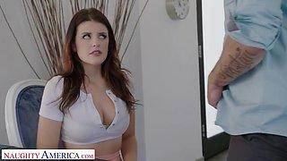 Hailey Hook (MIchelle James) Fucks her boyfriends Bully - bigcockbully