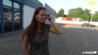 Young Bbc In Horny German Wife Seduces To Fuck