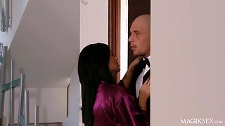 Cheating Wife - Black Angelika