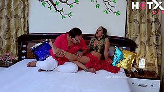 Busty Indian Babe Shreemoyee in Chana Jor Uncensored
