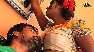 School teacher teasing  with Hot sexy mallu maid