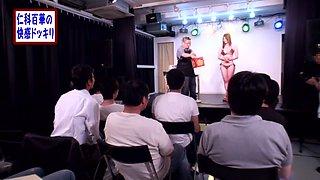 Hottest Japanese girl Momoka Nishina in Exotic big tits, live shows JAV clip