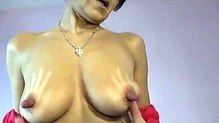 Lovely long nipples