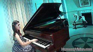 Tiffany Doll in Schoolgirl Anal Punishment - HarmonyVision