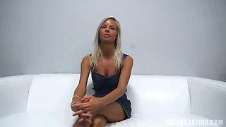 Adela 4242 Czech Casting