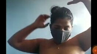 Desi kannur bhabi does video call with young boy