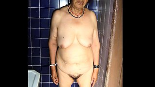 Hot old Grannies with amazing naked body
