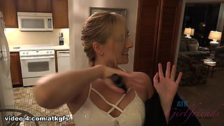 Kate England in Kate Fit In Perfectly At The Nude Beach - ATKGirlfriends