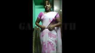 Kerala girl showing nude dress change