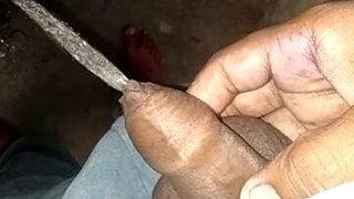 Toilet big cock