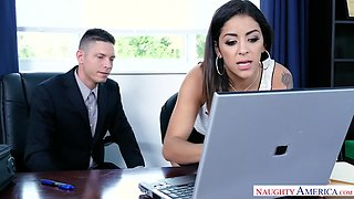 Mia Martinez - naughtyoffice