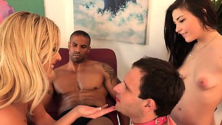 Summer Day and Jenna Reid Share Weak Husband
