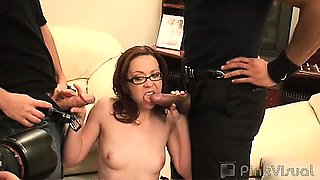 -EXCLUSIVE BEHIND THE SCENES EPISODE!- Gettin\' gang banged