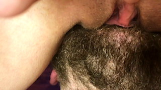 Kiss Me. Lick me. Fuck me. The girl gets 2 orgasms.