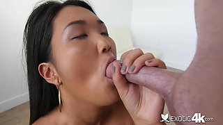 Cool Asian babe Amy Park has lots of needs and she is always down to fuck