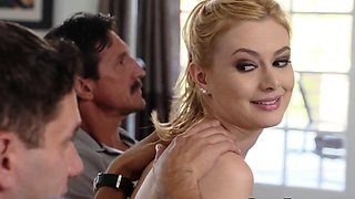 Mistakes crony' comrade's daughter for mom xxx Seducing My