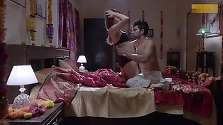 Husband fucks his wife and her sister indian web series sex