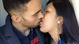 My GF likes to be kissed and I think I know how to use my tongue and lips