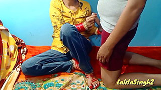 Indian desi village married Bhabhi Has Hard Sex – Homemade